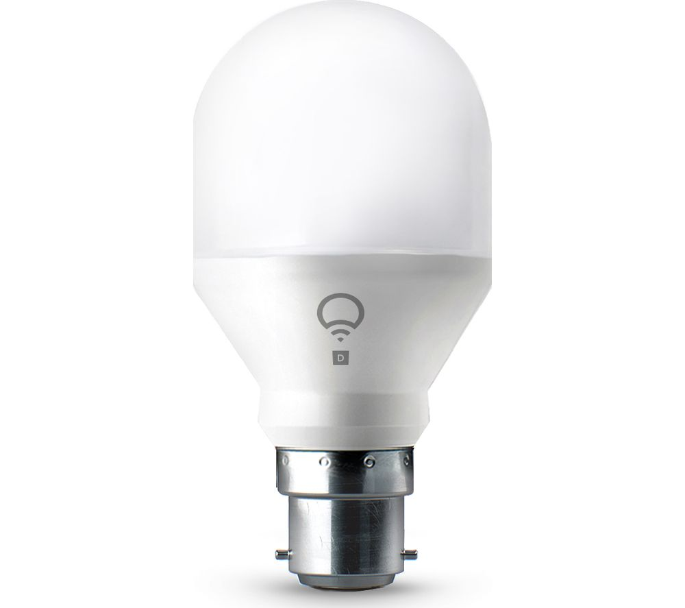 Image of LIFX A19 Mini Day & Dusk Smart Bulb - B22, White