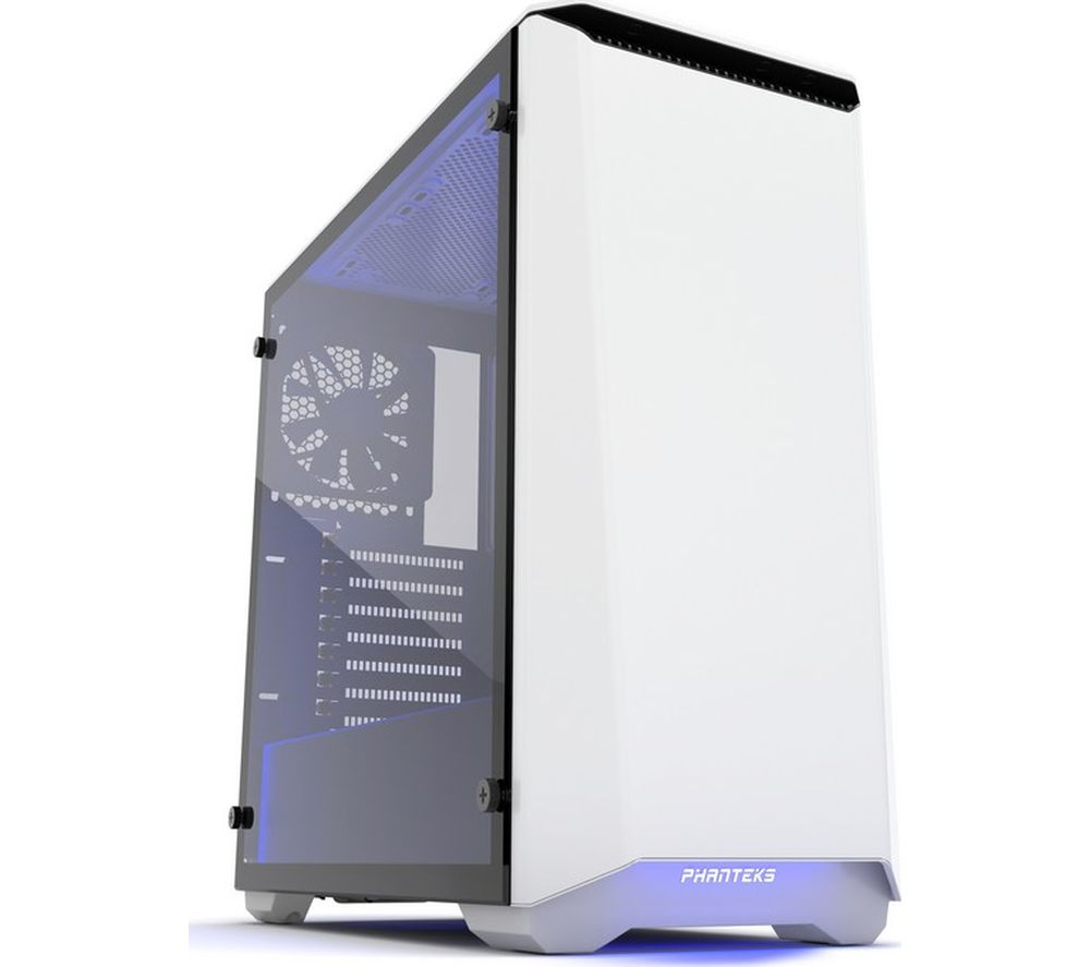 PHANTEKS Eclipse Glass P400S E-ATX Midi-Tower PC Case
