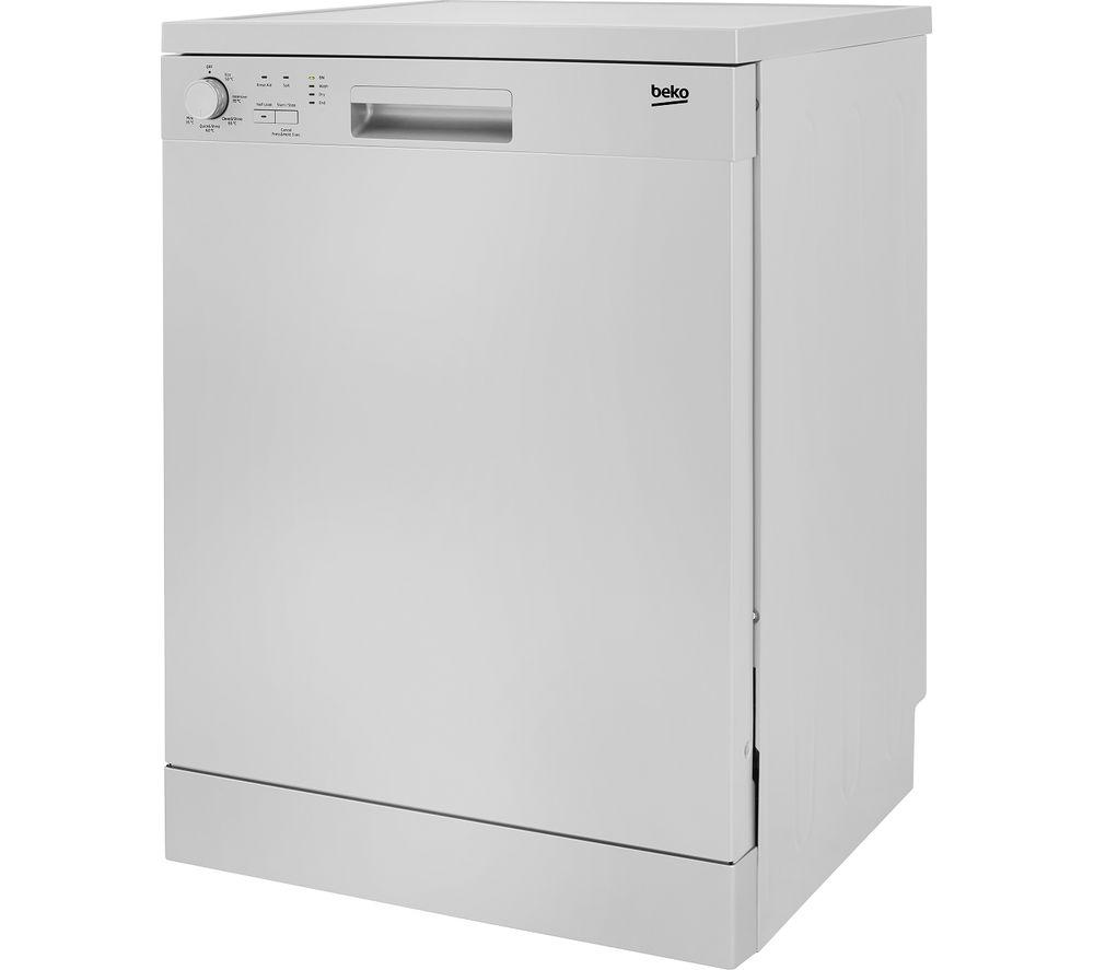 BEKO DFN05310S Full-size Dishwasher - Silver