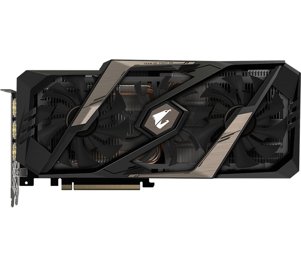 GIGABYTE GeForce RTX 2080 8 GB AORUS Graphics Card