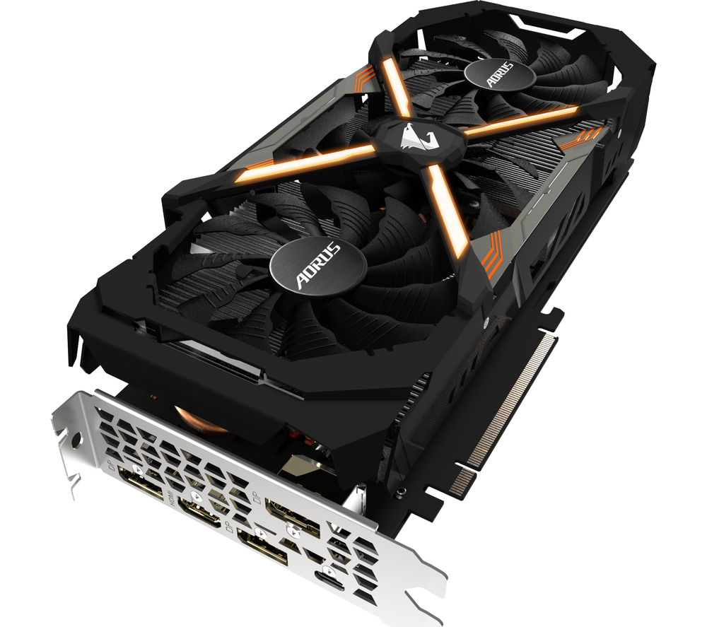 GIGABYTE GeForce RTX 2060 6 GB AORUS XTREME Graphics Card