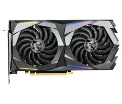 MSI GeForce GTX 1660 Ti 6 GB GAMING X Graphics Card