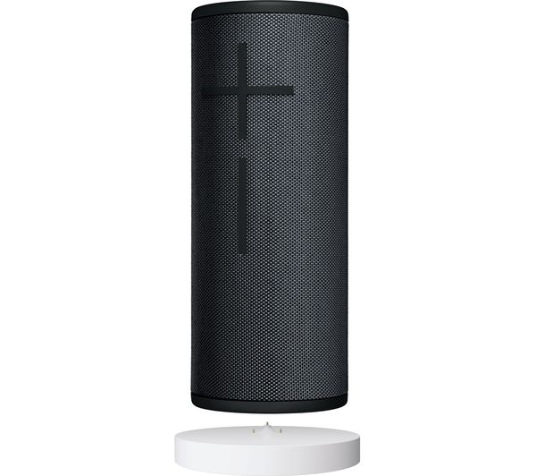 Image of ULTIMATE EARS BOOM 3 Portable Bluetooth Speaker & Power Up Charging Dock - Black