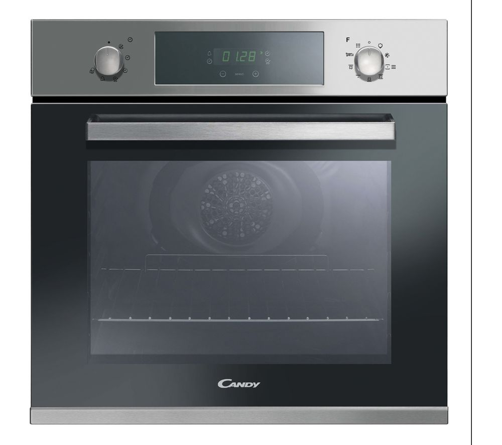 CANDY FCPK606X Electric Oven - Stainless Steel