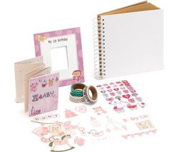 INSTAX Baby Girl 1st Year Bundle