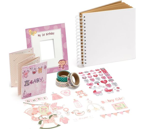 Image of INSTAX Baby Girl 1st Year Bundle