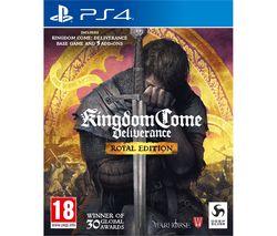 PS4 Kingdom Come: Deliverance - Royal Edition