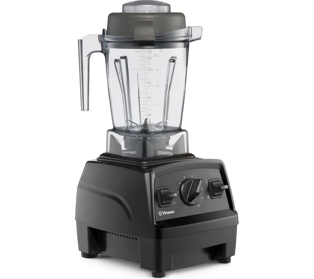 Image of VITAMIX Explorian E310 Blender - Black, Black