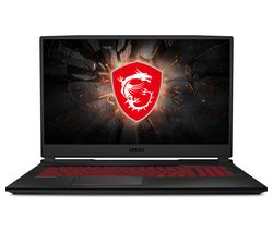 "MSI GL75 9SD-036UK 17.3"" Intel® Core™ i7 GTX 1660 Ti Gaming Laptop - 512 GB SSD"