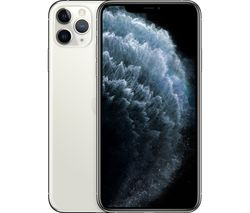 iPhone 11 Pro Max - 64 GB, Silver