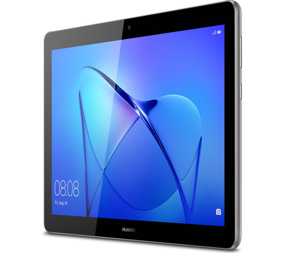 """HUAWEI MediaPad T3 10 9.6"""" Tablet - 32 GB, Space Grey"""