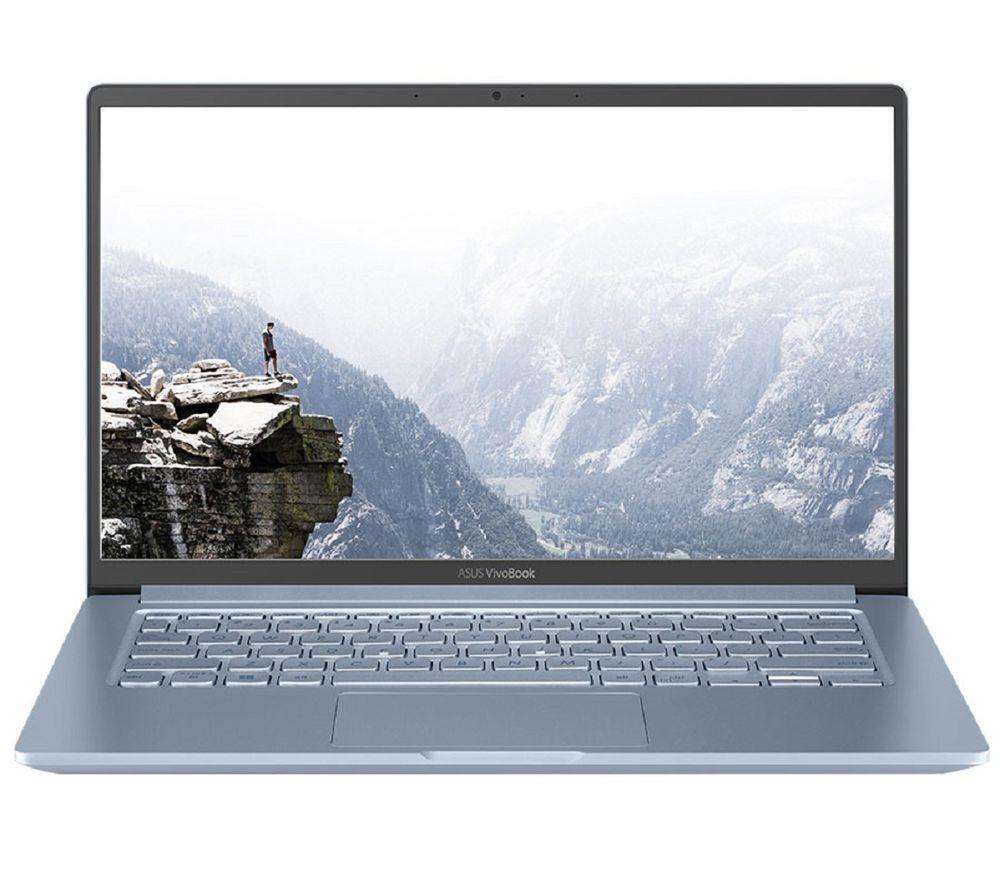 "Image of ASUS VivoBook K403FA 14"" Laptop - Intelu0026regCore™ i5, 256 GB SSD, Silver Blue, Silver"