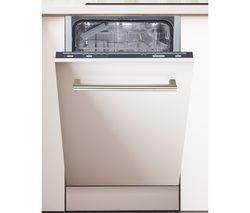 CID45B20 Slimline Fully Integrated Dishwasher
