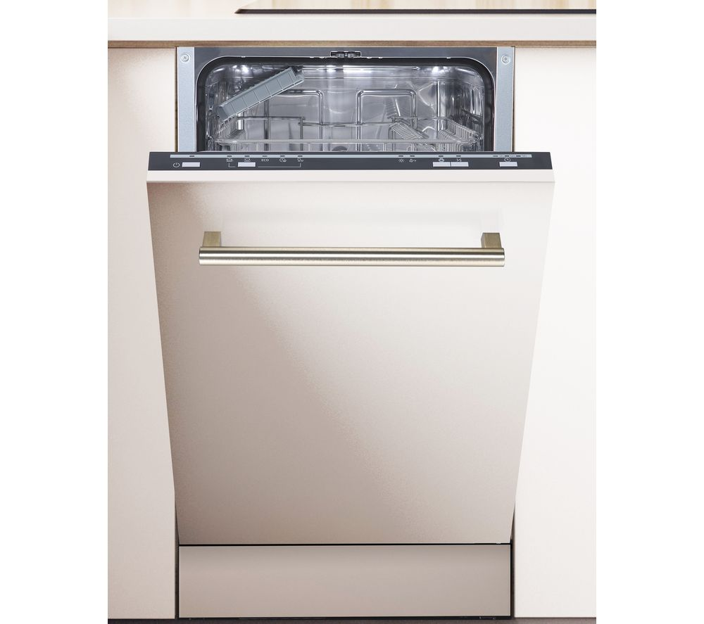 ESSENTIALS CID45B20 Slimline Fully Integrated Dishwasher