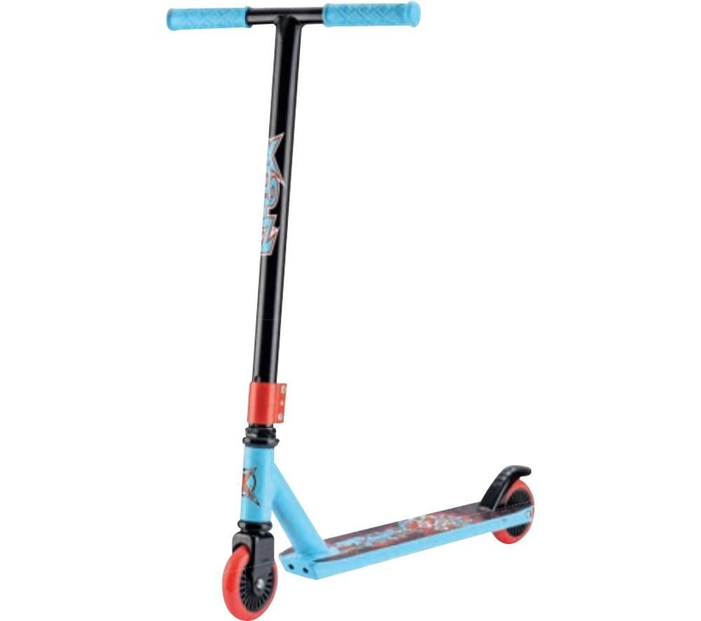 XOOTZ Slasher TY5766 Stunt Scooter - Red & Blue