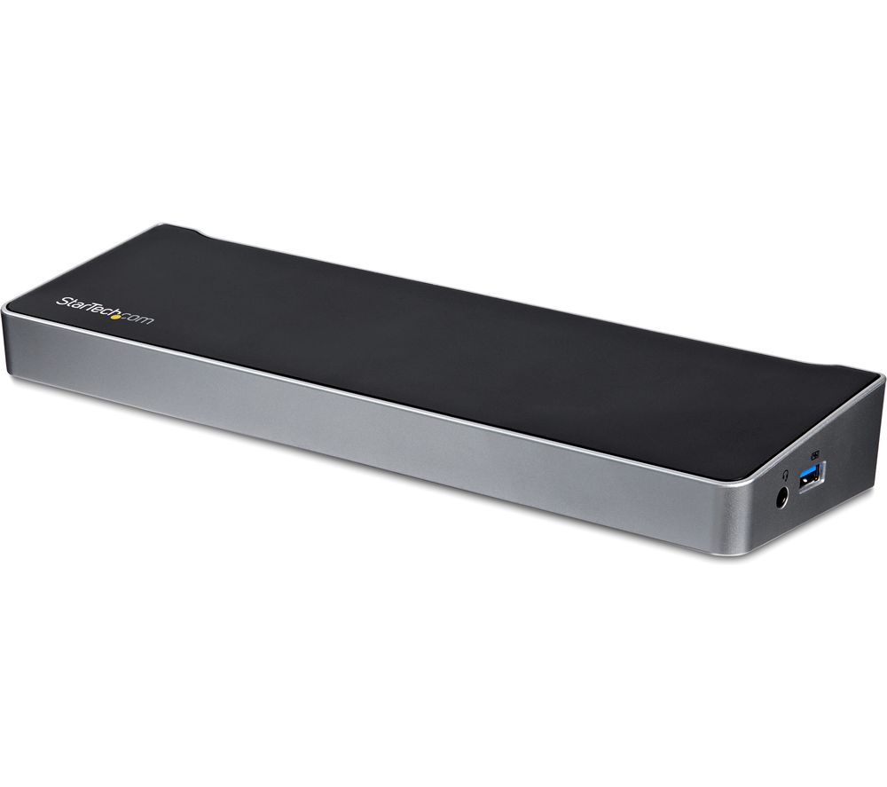 Image of STARTECH USB3DOCKH2DP Triple Monitor USB 3.0 Connection Hub