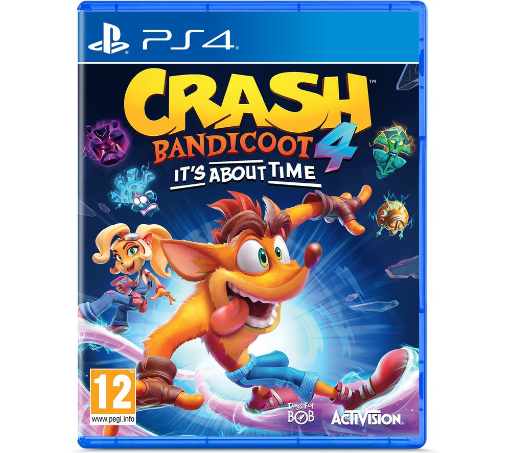 PLAYSTATION Crash Bandicoot 4: It's About Time