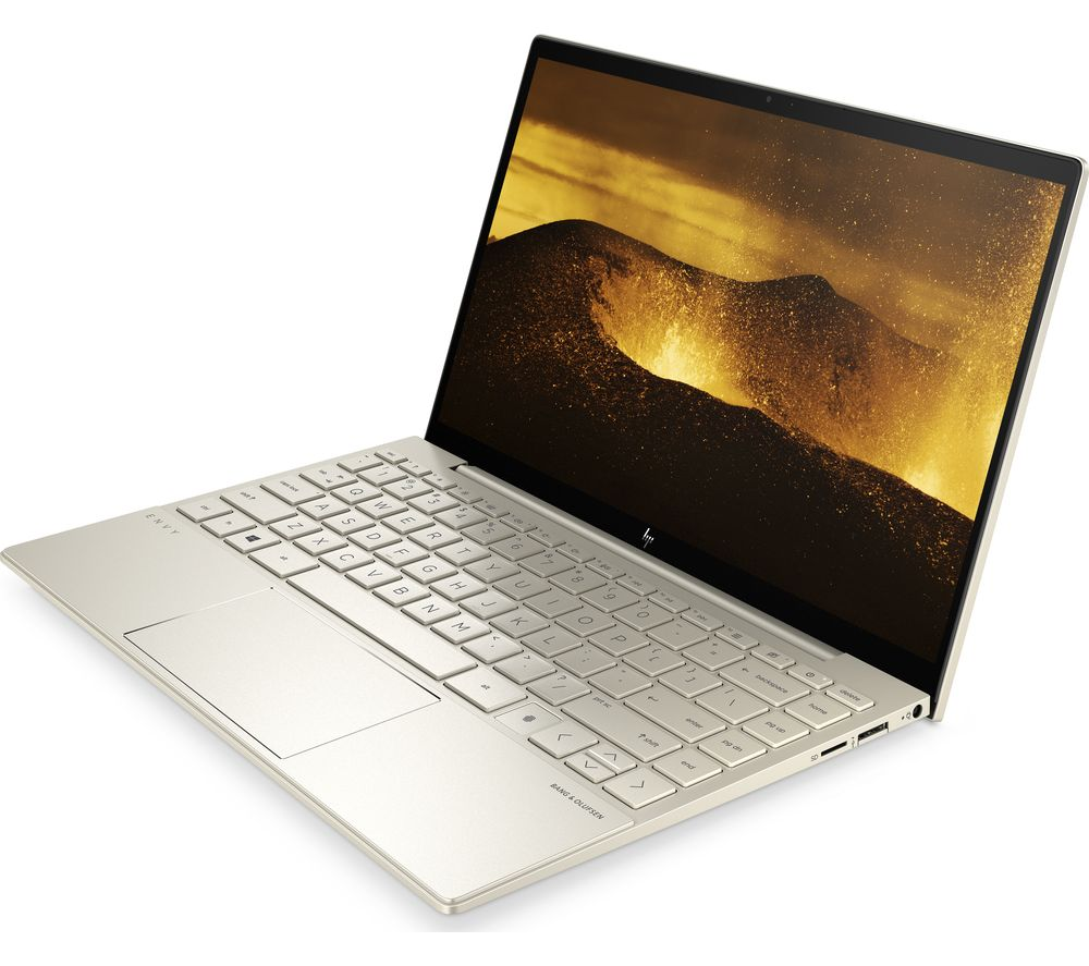 "Image of HP ENVY 13.3"" Laptop - Intel®Core™ i5, 512 GB SSD, Gold, Gold"
