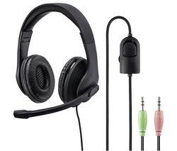 HS-P200 Headset - Black
