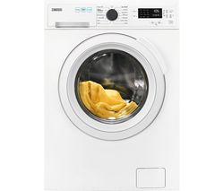 AutoAdjust ZWD96SB4PW 9 kg Washer Dryer - White