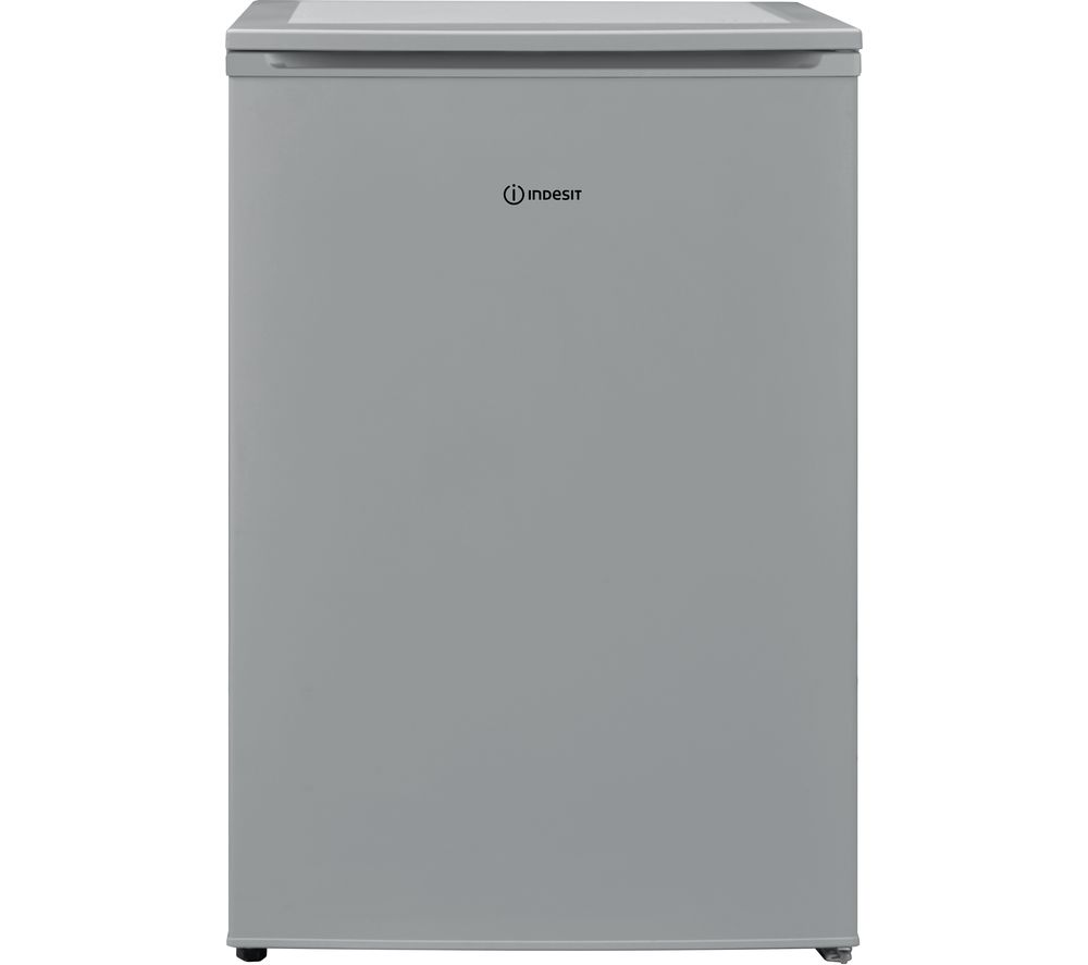 INDESIT I55RM 1110 S 1 Undercounter Fridge - Silver