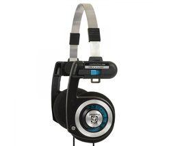 Porta Pro Headphones - Black & Blue