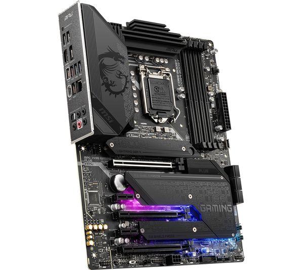 Image of MSI MPG Z590 GAMING PLUS LGA1200 Motherboard