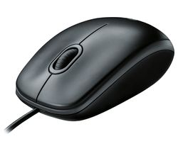 Image of LOGITECH B100 Optical Mouse