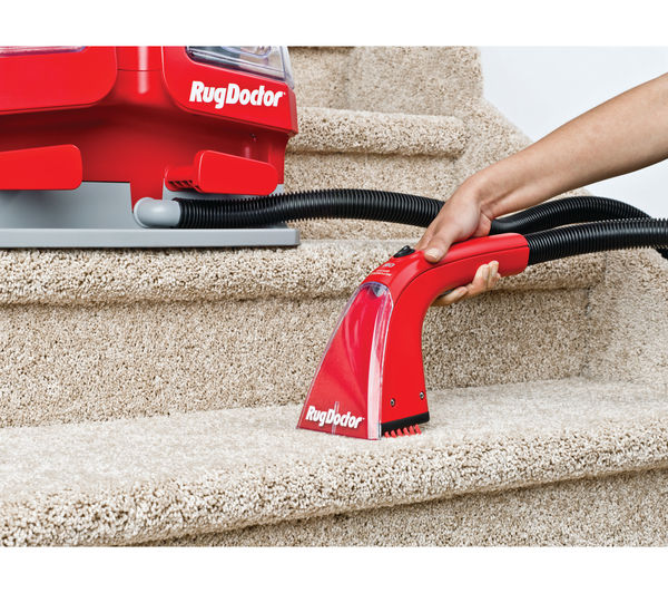 Buy RUG DOCTOR 93306 Portable Spot Cylinder Carpet Cleaner