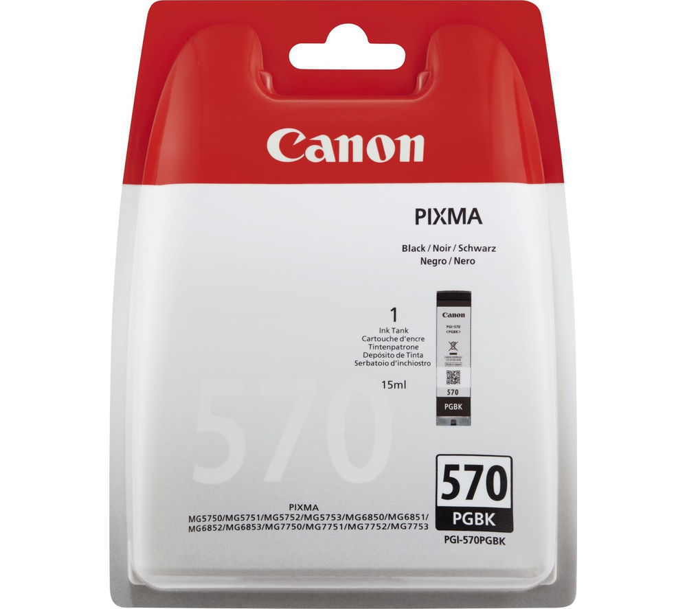 CANON PGI-570 BK Black Ink Cartridge