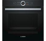 BOSCH HBG634BB1B Electric Oven - Black