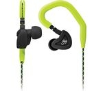 GOJI GSPOOK16 Headphones - Black & Green