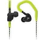 GOJI GSPOOK16 Headphones - Black & Green