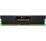CORSAIR Vengeance LP Black DDR3 PC Memory - 2 x 8 GB DIMM RAM