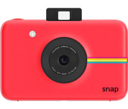 Snap Instant Camera - Red