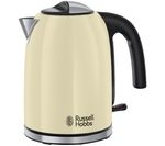 RUSSELL HOBBS Colour Plus 20415 Jug Kettle - Cream