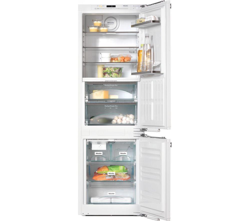 buy miele kfn37692ide integrated 70 30 fridge freezer. Black Bedroom Furniture Sets. Home Design Ideas