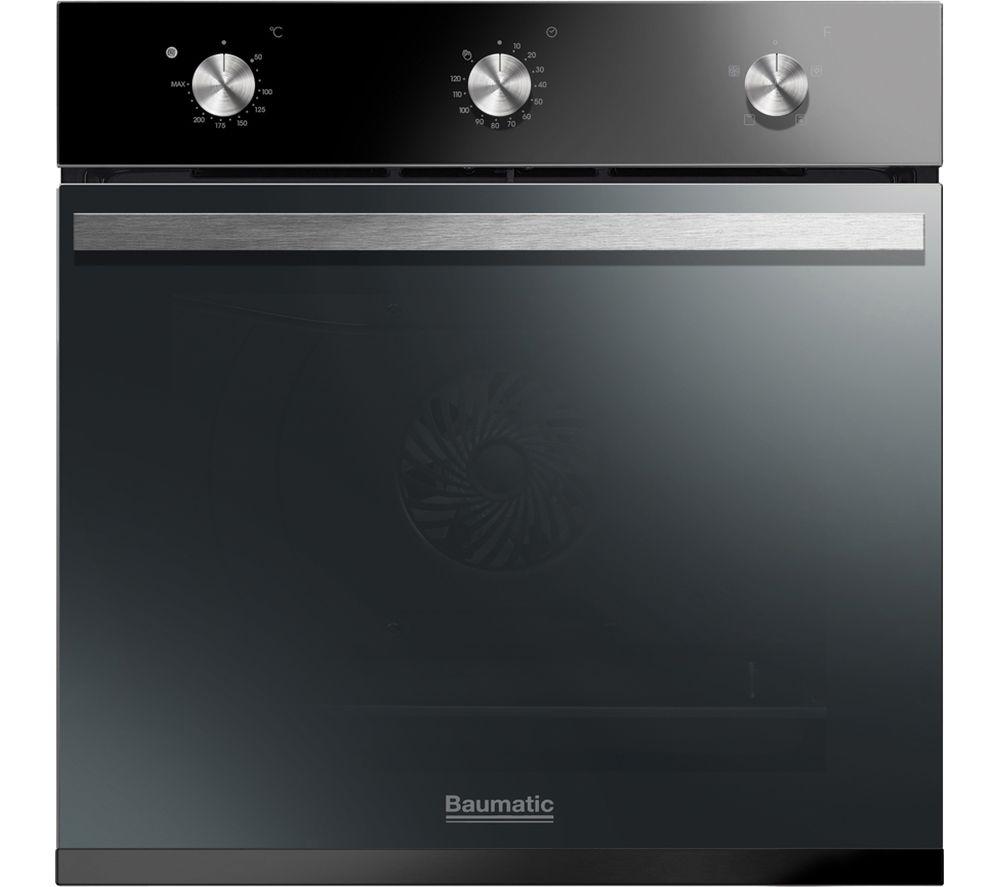 BAUMATIC BOFM604B Electric Oven - Black