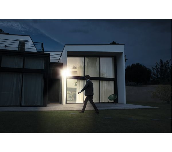 Outdoor Security Lights Wickes: Buy NETATMO Presence Outdoor Security Camera With Light
