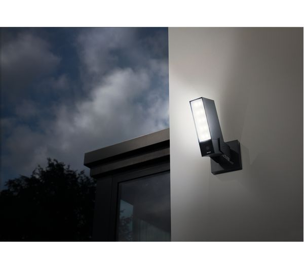 s10154460 dsg netatmo presence outdoor security camera. Black Bedroom Furniture Sets. Home Design Ideas