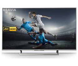 "SONY BRAVIA KD49XE8077 49"" Smart 4K Ultra HD HDR LED TV"