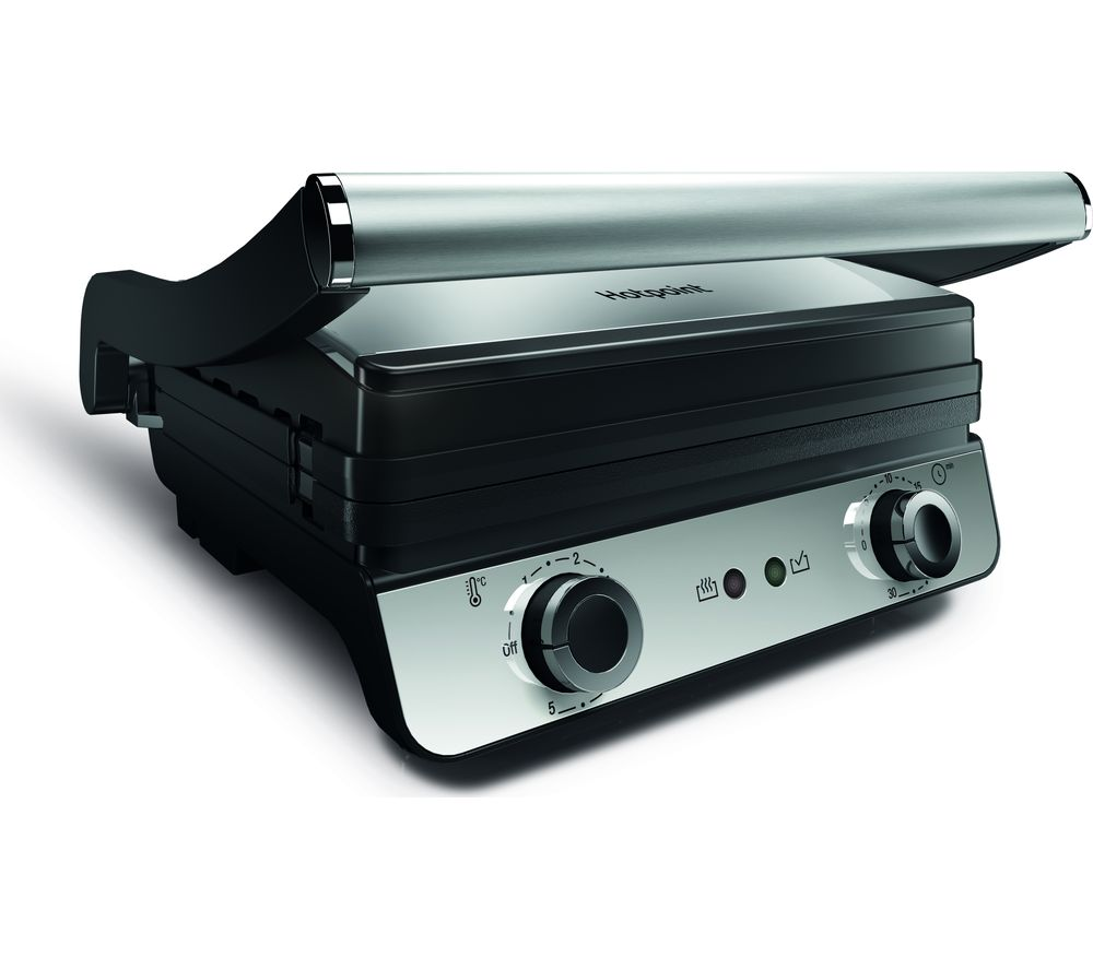 HOTPOINT CG 200 UP0 Grill - Silver