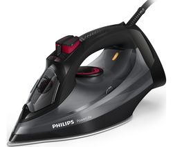 PHILIPS PowerLife GC2998/86 Steam Iron - Black & Grey