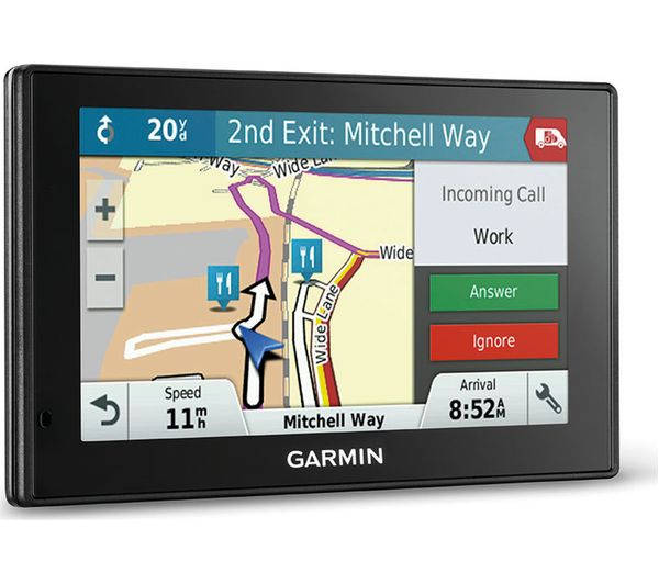 buy garmin drivesmart 51lmt s 5 sat nav full europe. Black Bedroom Furniture Sets. Home Design Ideas