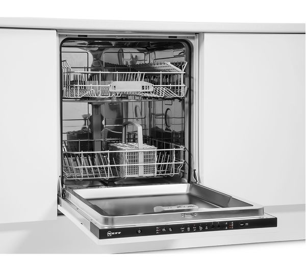 Buy Neff S511a50x1g Full Size Integrated Dishwasher Free
