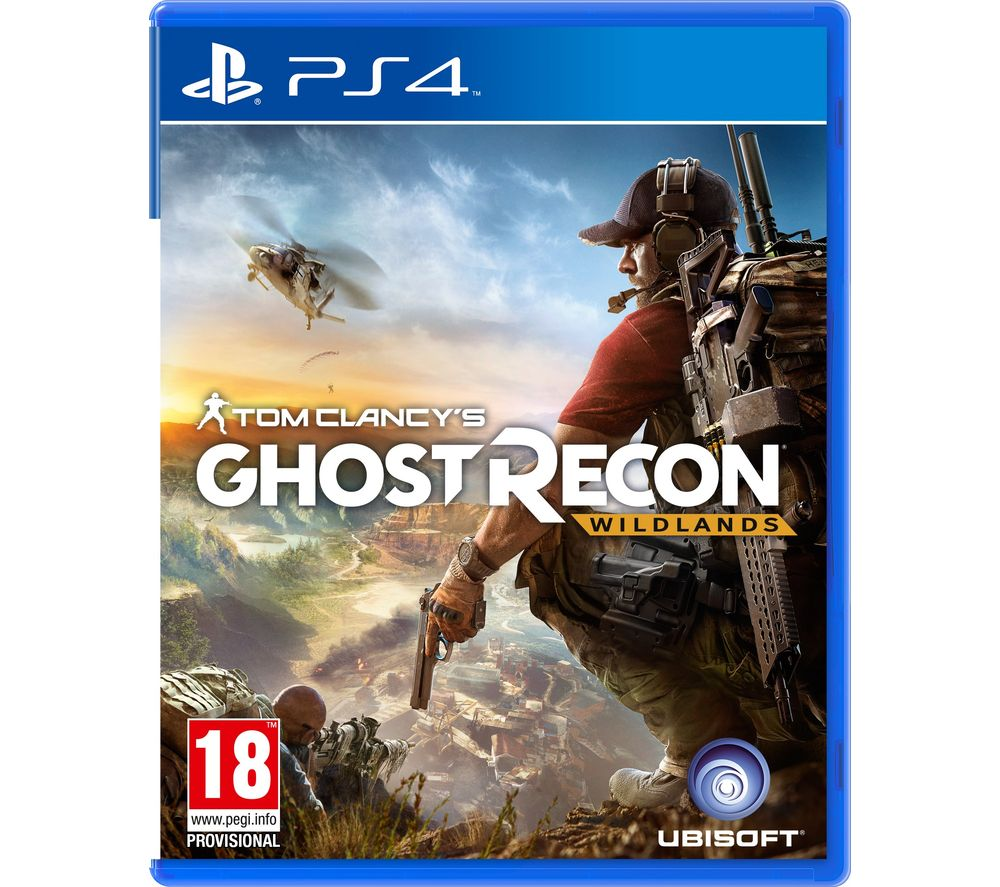 SONY Tom Clancy's Ghost Recon Wildlands