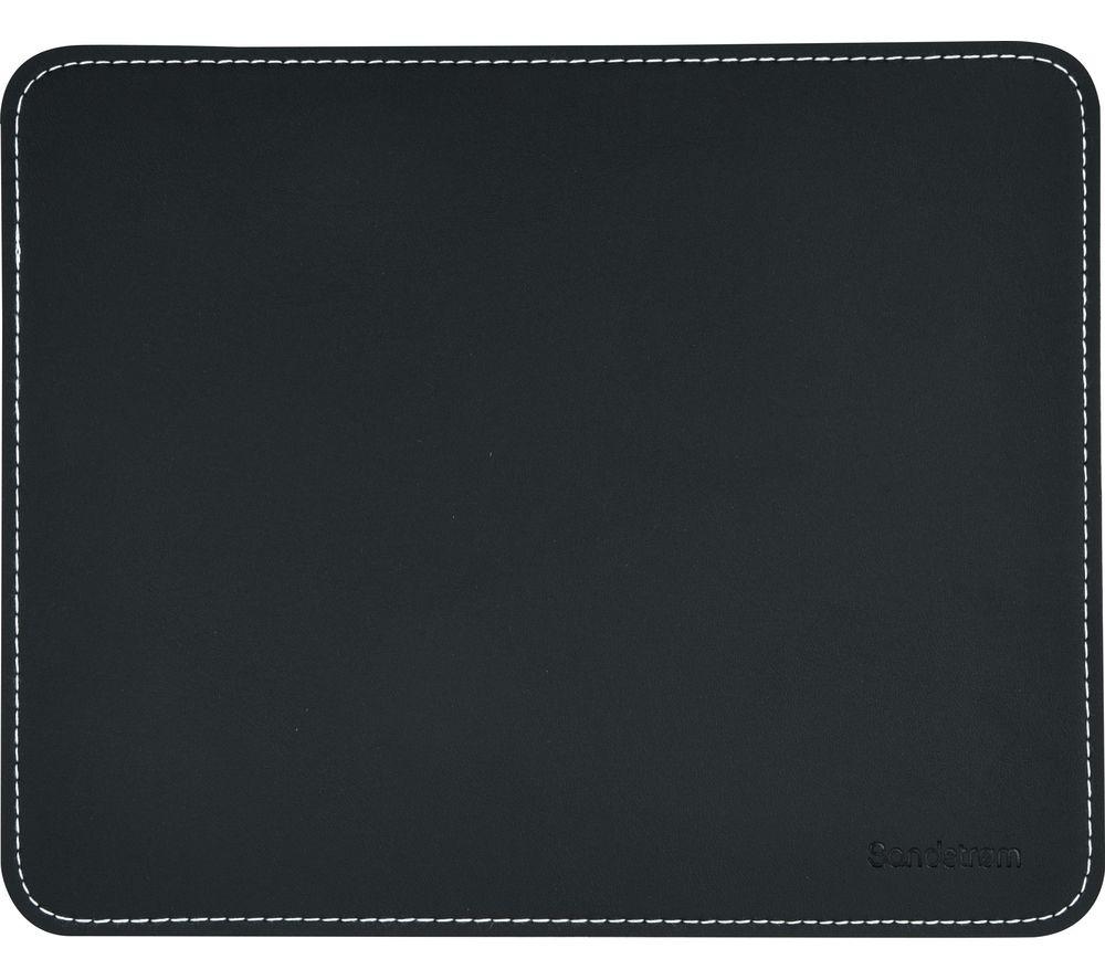 Image of SANDSTROM SLMMBK17 Mouse Mat - Black