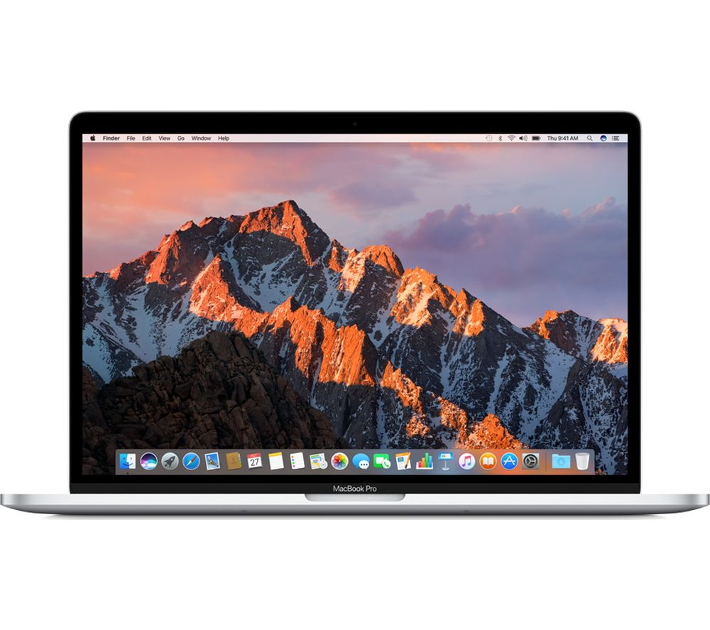 "APPLE MacBook Pro 15"" with Touch Bar - Silver (2017) + Office 365 Personal - 1 year for 1 user"