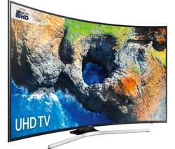 "SAMSUNG UE65MU6220 65"" Smart 4K Ultra HD HDR Curved LED TV"