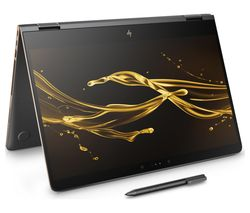 "HP Spectre x360 15.6"" 2 in 1 - Silver"